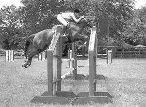 Estevan jumping
